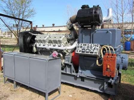 Электростанция мощностью 200 кВт
