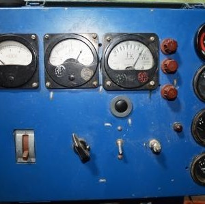 Генератор ECC 15квт - панель управления
