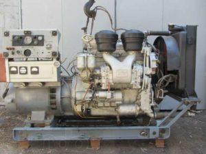 Дизель-генератор мощностью 30 кВт