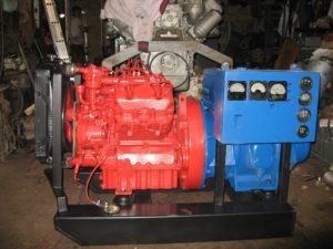 Дизель-генератор мощностью 16 кВт