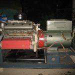 Дизель-генератор мощностью 50 кВт