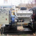 Дизель-генератор мощностью 100 кВт