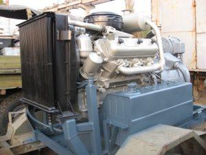 Дизель-генератор мощностью 75 кВт