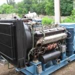 Дизель генератор 200кВт