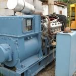 Дизель генератор 160кВт